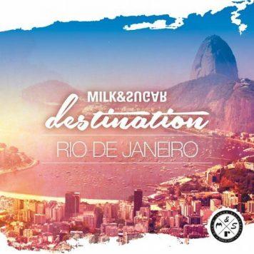VA - Destination: Rio De Janeiro (Mixed by Milk & Sugar) [Milk & Sugar]