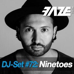 VA - Faze DJ Set #72: Ninetoes [dig dis! Series]