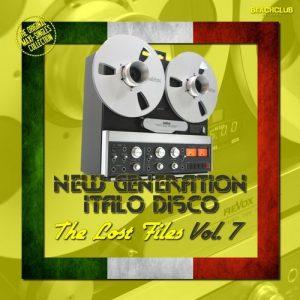 VA - New Generation Italo Disco - The Lost Files, Vol. 7 [BCR]