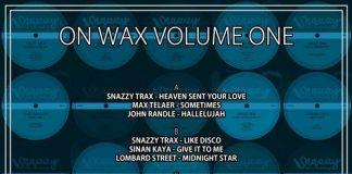 VA - On Wax, Vol. 1 [Snazzy Traxx]