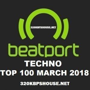 Beatport Techno Top 100 MARCH 2018