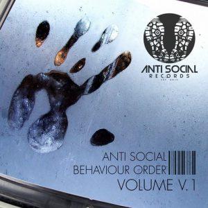 VA - Anti Social Behaviour Order Volume V.1 [Anti Social Records]