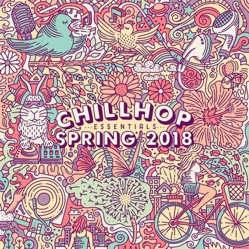 VA - Chillhop Essentials Spring 2018 [Chillhop Records]