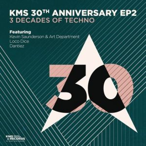 VA - KMS 30th Anniversary EP2 [KMS Records]
