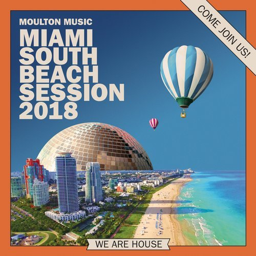 VA - Miami South Beach Sessions 2018 [Moulton Music]