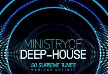 VA - Ministry of Deep-House (50 Supreme Tunes), Vol. 1 [White Isle Recordings]