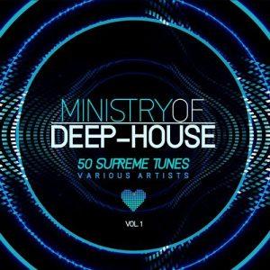VA - Ministry of Deep-House (50 Supreme Tunes), Vol. 1 [White Isle Recordings]