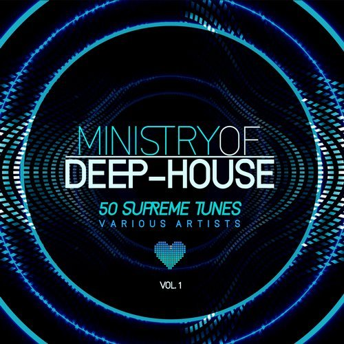 Va ministry of deep house 50 supreme tunes vol 1 for Top deep house tracks of all time