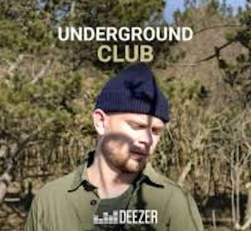 Underground Club DJ Koze May 2018