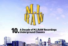 VA - 10. A Decade OF M.I.RAW Recordings Underground Classics (Day Time Album) [M.I.RAW Recordings]