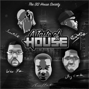 VA - 312 House Society: A Taste Of House [Creative Limited Recordings]