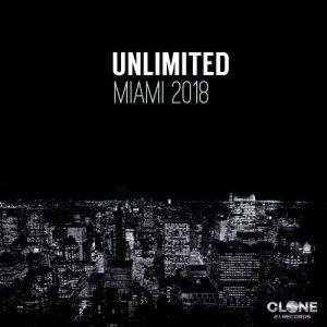 VA - Unlimited Miami 2018 [Clone 2.1 Records]