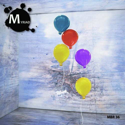 VA - 3 Year [Myriad Black Records]