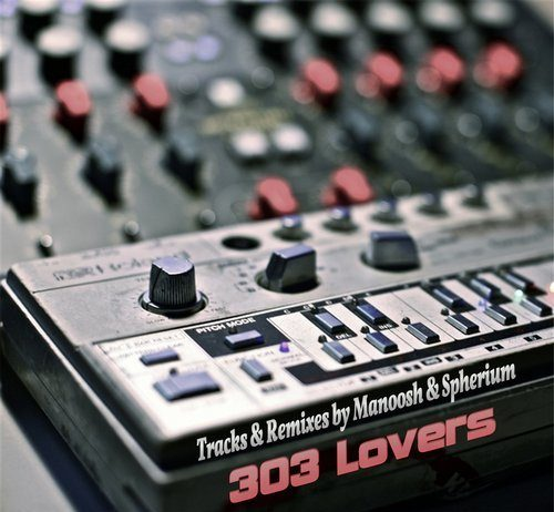 VA - 303 Lover's [Stereo Tube Records]