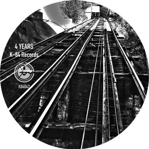 VA - 4 Years K-84 Records [K-84 Records]