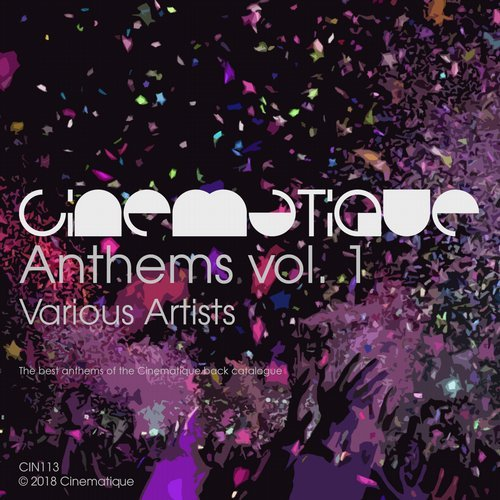 VA - Anthems Vol. 1 [Cinematique]