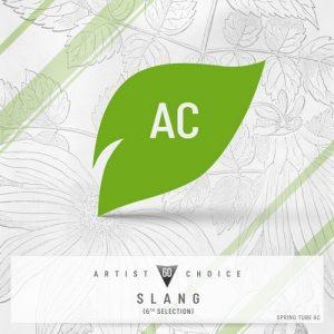 VA - Artist Choice 060: Slang (6th Selection) [Spring Tube AC]