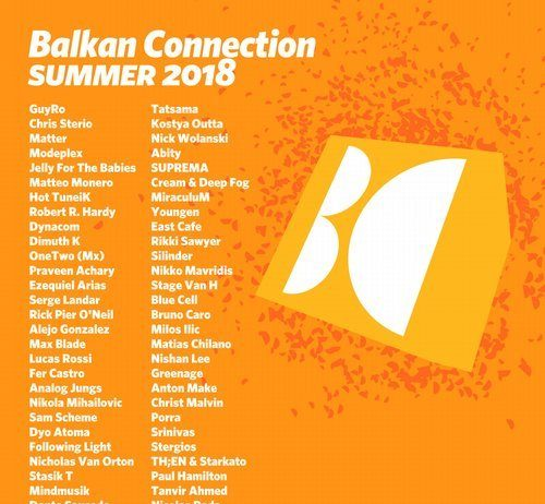 VA - Balkan Connection Summer 2018 [Balkan Connection]