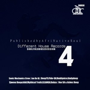 VA - Differenthouserecord 4 [DH Soul Claps Inc.]