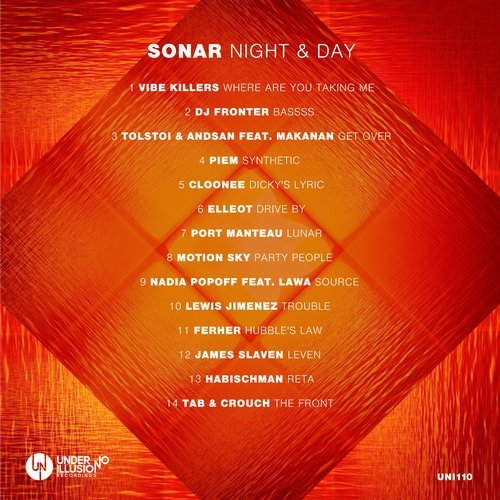 VA - Sonar Night & Day [Under No Illusion]