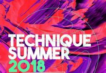 VA - Technique Summer 2018 (100%% Drum & Bass [Technique Recordings]