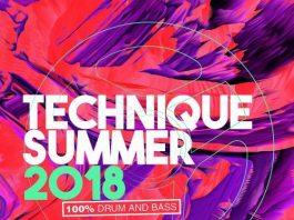 VA - Technique Summer 2018 (100%% Drum & Bass [Technique Recordings]