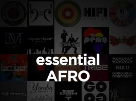 Traxsource Essential Afro House 25 June 2018