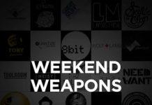 Traxsource Top 100 Weekend Weapons June 2018
