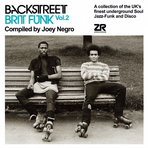 VA - Backstreet Brit Funk Vol.2 Compiled By Joey Negro [Z Records]