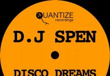 VA - DJ Spen Disco Dreams Unlimited [Quantize Recordings]