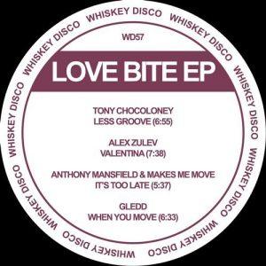 VA - Love Bite EP [Whiskey Disco]