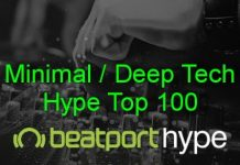 Beatport Minimal Deep Tech Hype Top 100 June 2018