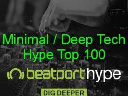 Beatport Minimal Deep Tech Hype Top 100 June 2018