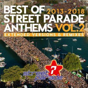 VA - Best of Street Parade Anthems, Vol. 2 (2013 / 2018) (Extended Versions & Remixes) [Future Soundz]