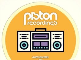VA - Ghettoblasters 005 [Piston Recordings]