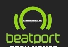 Beatport TECH HOUSE Top 100 AUGUST 2018