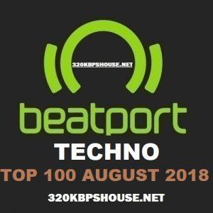 Beatport TECHNO Top 100 AUGUST 2018