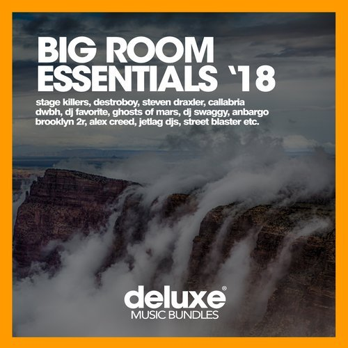 VA - Big Room Essentials '18 [Deluxe Music Bundles]