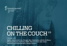 VA - Chilling on the Couch .03 LP [Scientific]