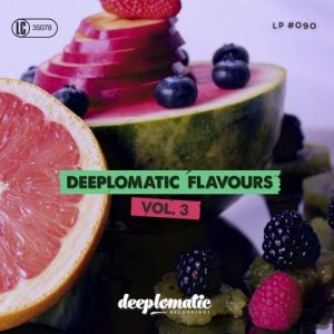 VA - Deeplomatic Flavours, Vol. 3 [Deeplomatic Recordings]