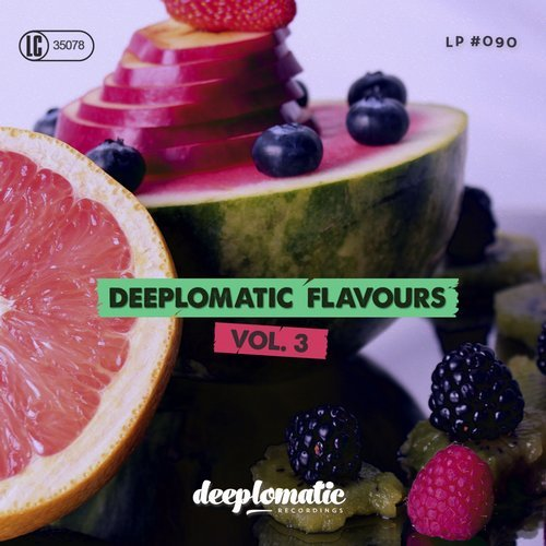 VA - Deeplomatic Flavours, Vol. 3 [Deeplomatic Recordings]