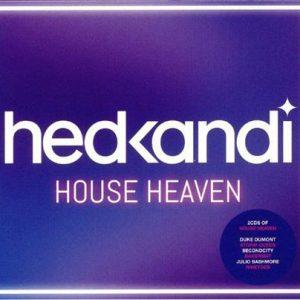 VA - Hed Kandi House Heaven 2018