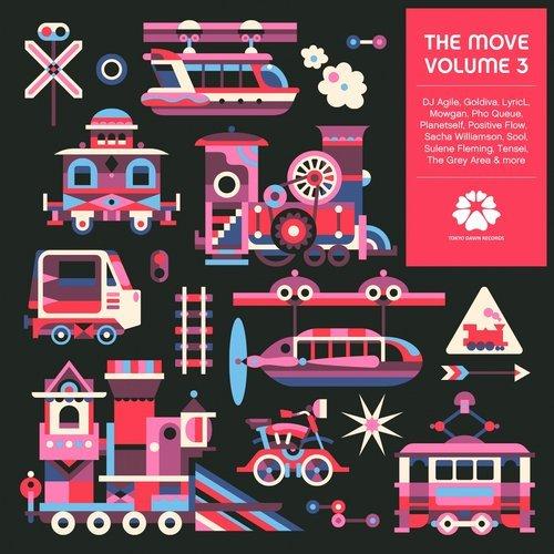 VA - The Move, Vol. 3 [Tokyo Dawn]