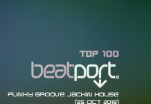 Beatport Top 100 Funky Groove Jackin House (25 Oct 2018)