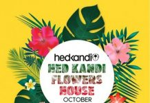 Hedkandi Flowers House October Set (2018)