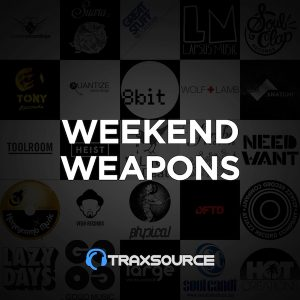 Traxsource Top 100 Weekend Weapons (26 Oct 2018)