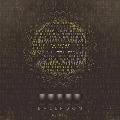 VA - Ballroom Records ADE Sampler [Ballroom Records]