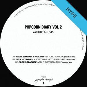 VA - Popcorn Diary Vol.2 [Popcorn Records]