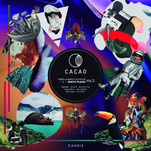 VA - There's Always Cacao In Exotic Places, Vol. 2 [Cacao Records]