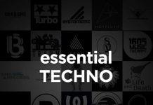 Traxsource Essential Techno (15 Nov 2018)